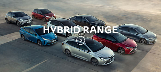 Browse our range to find the best Hybrid car for you